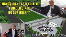 """""""MANGALDAN TAŞTI KÜLLER NEREDEN ÇIKTI BU SÜPERLER"""""""