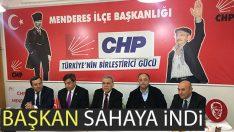 CHP'den Menderes'e Tam Kadro Çıkarma