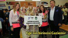 Ege'nin birincisi Gaziemir