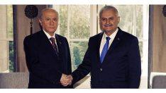 Başbakan'dan Bahçeli'nin üniversite sınavı teklifine yanıt geldi