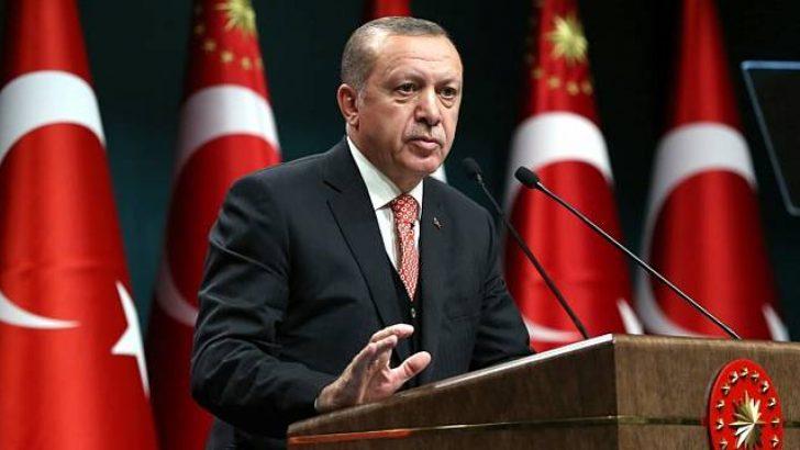 Erdoğan: Sınırlar Kapanacak