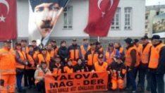 Yalova'da Afet Gönüllülerinin Yerini İHH'ye Verdiler