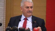 Başbakan Yıldırım: Askerimiz Afrin'e geçti