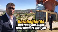 """Karabağlar'da """"Rekreasyon Alanı"""" tartışmaları sürüyor"""