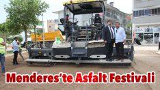 Menderes'te Asfalt Festivali