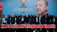 Yıldırım, İzmir'e müjde verdi