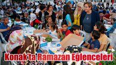 Ramazan eğlenceleri çocukları sevindirdi