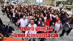 İzmirli gençler İzmir için yarışacak