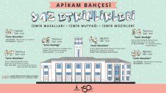 İzmir'in masalları, müziği ve yemeklerini konuşacaklar