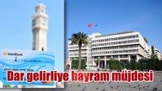 İzmir Büyükşehir Belediyesi hesabınıza 200 tl yatıracak