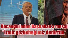 """""""İzmir bizim gözbebeğimiz dedirttik"""""""