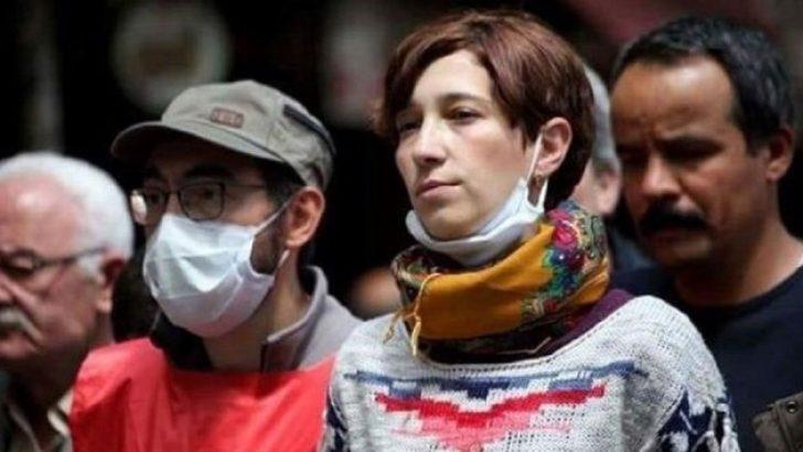 Nuriye Gülmen gözaltına alındı!