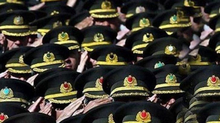 FETÖ kumpasından ordunun zirvesine! Balyoz terfisi…