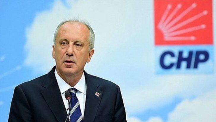 Muharrem İnce ekonomik felaket dedi, Cumhurbaşkanı Erdoğan'a çağrıda bulundu