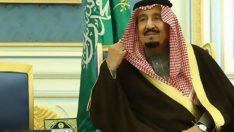 Suudi Kralı'nın ilginç 30 Ağustos mesajı olay oldu