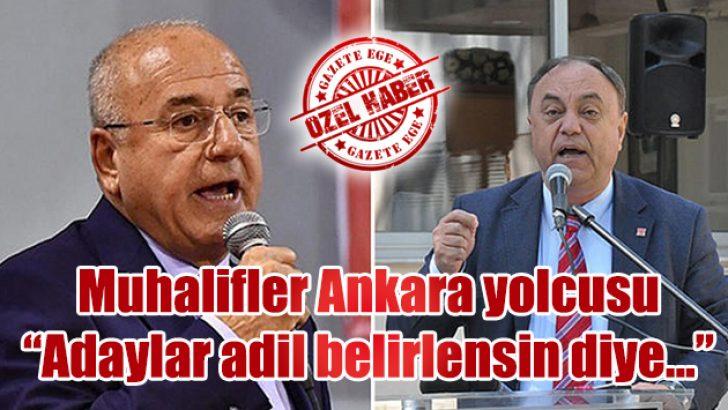 "Muhalifler Ankara'da. Hedef: ""Yerel seçim"""