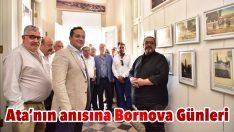 Ata'nın anısına Bornova Günleri