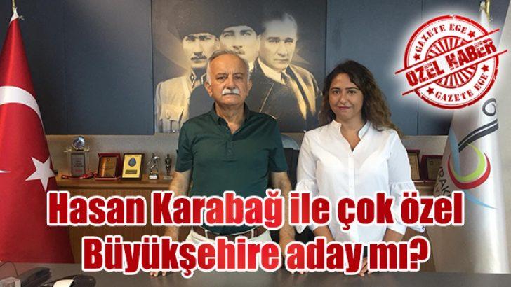 Karabağ'dan Gazete Ege'ye samimi açıklamalar