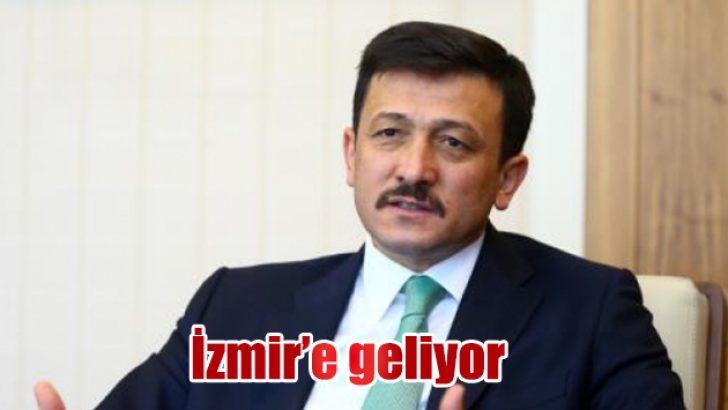 Hamza Dağ İzmir'e geliyor