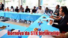 Bornova'da STK birlikteliği