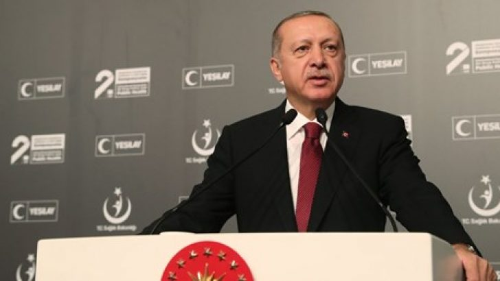 Erdoğan: Elektronik bağımlılık büyük bir tehdit