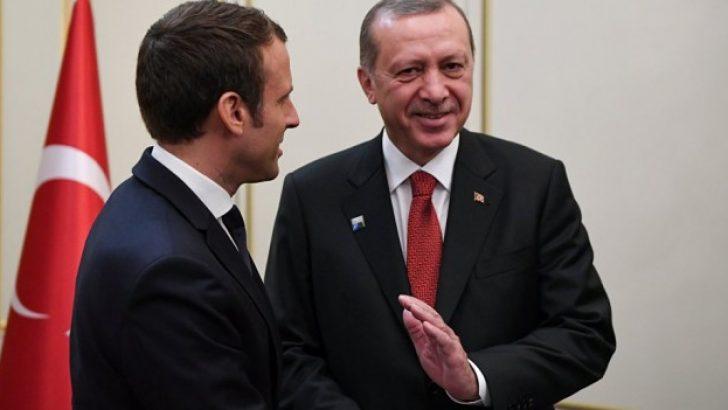 Erdoğan'dan Fransa'ya kritik ziyaret