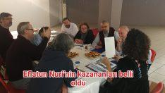 Eflatun Nuri'nin kazananları belli oldu