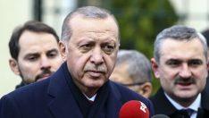 Cumhurbaşkanı Erdoğan: Bu hafta içerisinde Bahçeli ile bir araya gelebiliriz