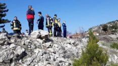 Manisa'da 'uçak düştü' ihbarı asılsız çıktı