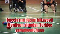 Gaziemir'de Boccia zaferi, Engellilerimiz Türkiye'nin gururu