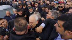 CHP Liderine saldırı