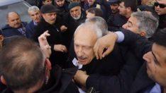 Kılıçdaroğlu'na saldırıya siyasilerden tepki