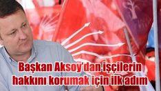 284 belediye personelinin işten çıkarılmasına yönelik Başkan Aksoy'dan açıklama