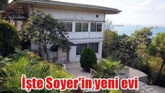 Soyer'in yeni adresi