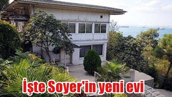 Soyer'in yeni adresi