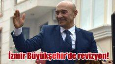 İzmir Büyükşehir'de revizyon! Dört isimle yollar ayrıldı!