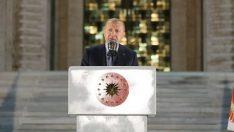 Erdoğan: Hepimiz Türkiye gemisindeyiz