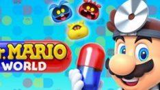 Super Mario efsanesi Dr. Mario ilegeri dönüyor