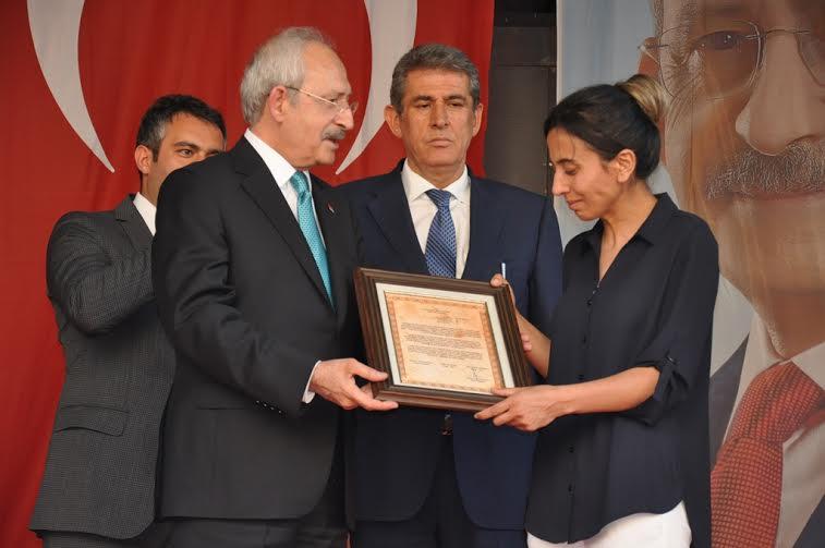 Ve Kılıçdaroğlu İzmir'de
