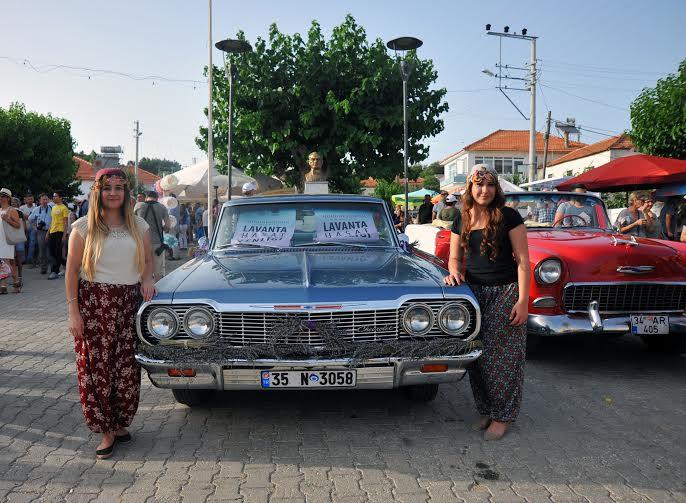 SAKİN ŞEHİRDE MİS KOKULU FESTİVAL