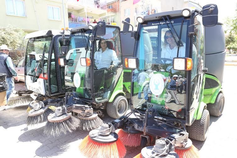 Bornova'da temizlikten taviz yok