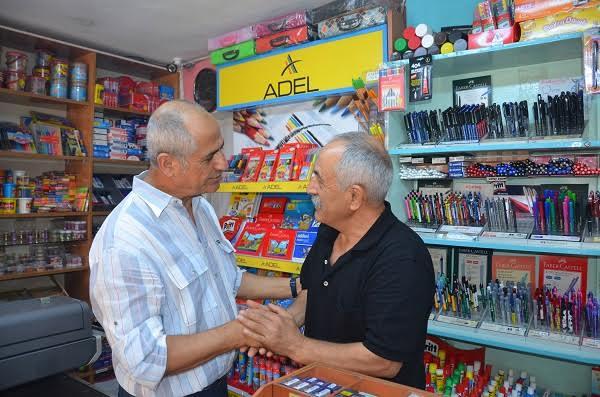 CHP'li Çam'dan 63 mahallede bayram mesaisi