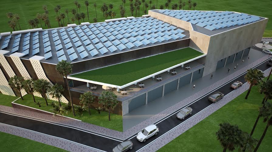 İzmir'in en büyük merkezi Buca'da yükselecek