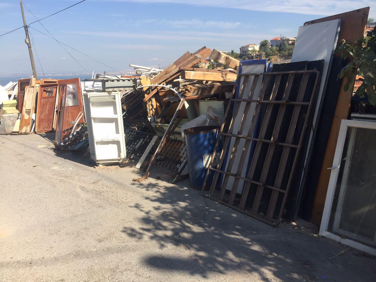Türkiye'de böyle bir sokak daha yok! İşte fotoğrafları...