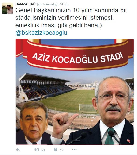 İsim tartışmasına AK Parti de katıldı