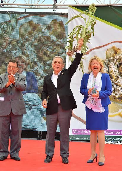 Urla Enginar Festivali, Yılın En İyi Festivali Seçildi