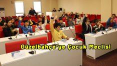 Güzelbahçe'ye Çocuk Meclisi