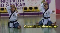 Gaziemir'in 'altın kızları'
