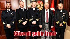 Güvenli şehir İzmir