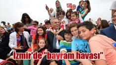 """İzmir'de """"bayram havası"""""""